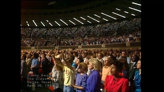 DALLAS TEXAS - 04/30/1983 SATURDAY CR...