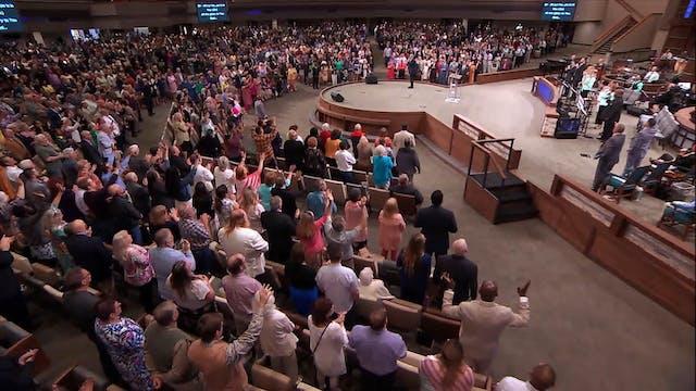 Sunday Evening Service - July 11th, 2021