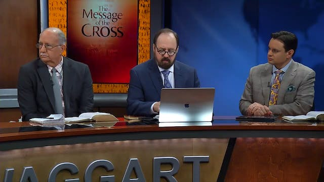 The Message Of The Cross - Nov 20th, ...