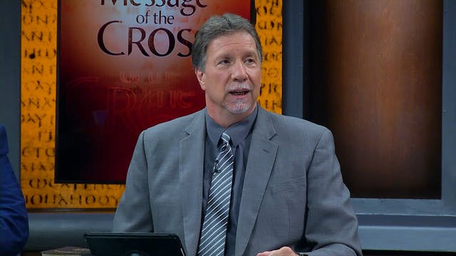 The Message Of The Cross - Apr. 26th,...