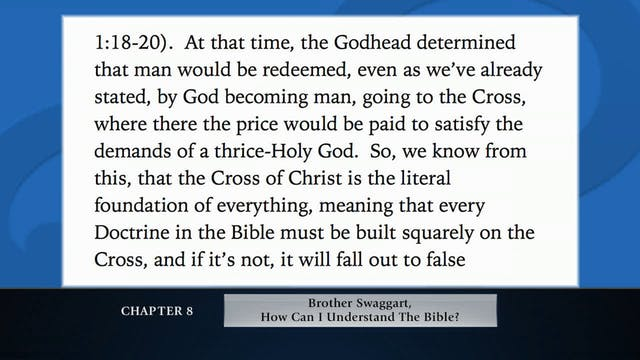The Message Of The Cross - Aug 14th, ...