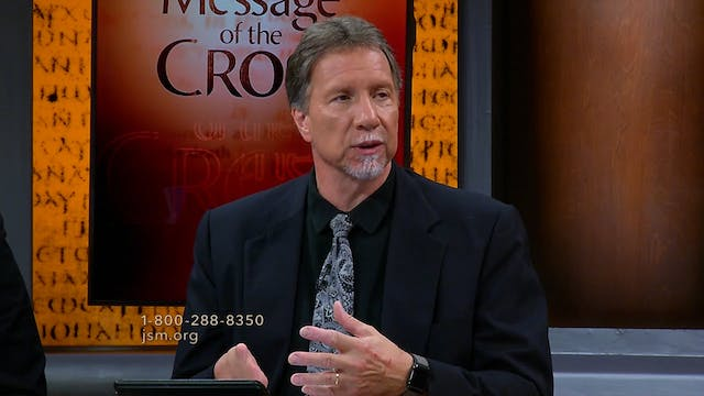The Message Of The Cross - Mar. 27th,...