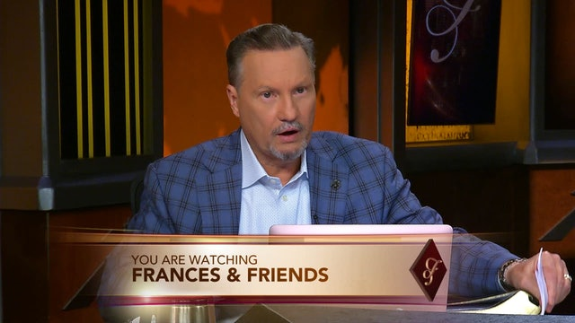 Frances & Friends - Oct. 8th, 2020