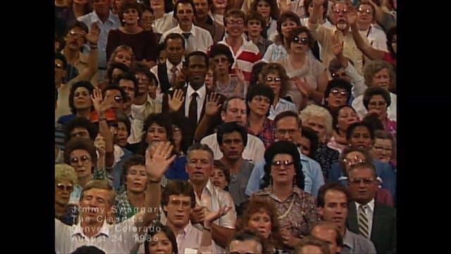 DENVER COLORADO - 08/24/1985 SATURDAY...