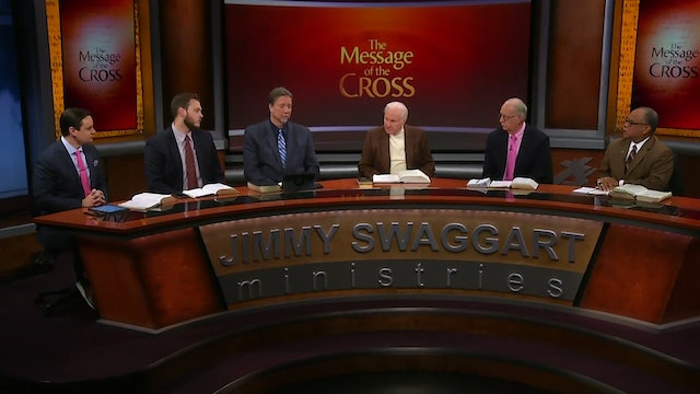 The Message of the Cross Nov. 6th, 2019