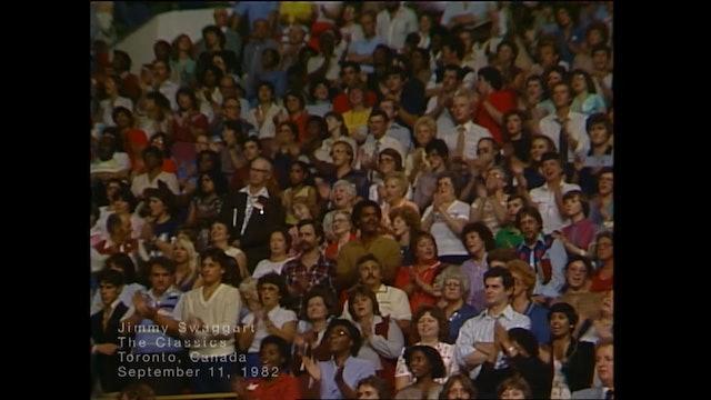 TORONTO CANADA - 09/11/1982 SATURDAY CRUSADE