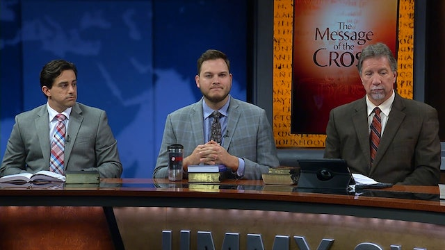 The Message Of The Cross - Oct. 26th, 2020