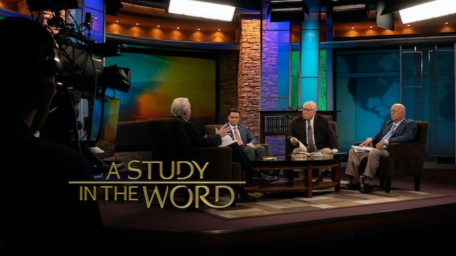A Study In The Word