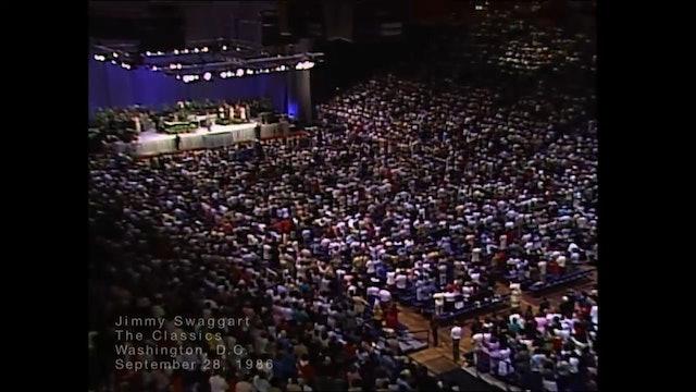 WASHINGTON D.C. - 09/28/1986 SUNDAY CRUSADE