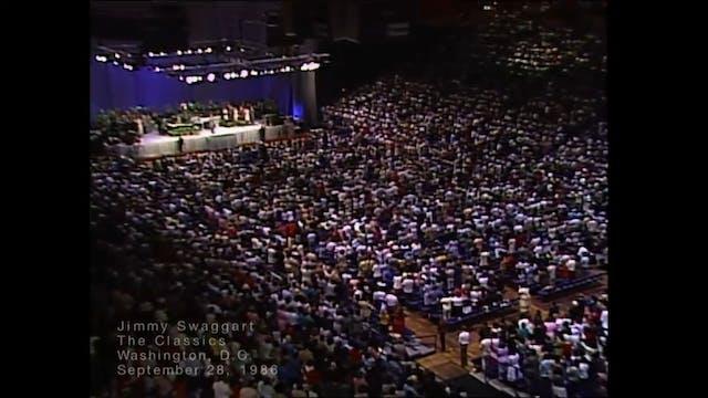 WASHINGTON D.C. - 09/28/1986 SUNDAY C...