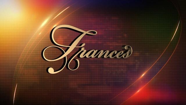 Frances & Friends - June 3rd, 2021