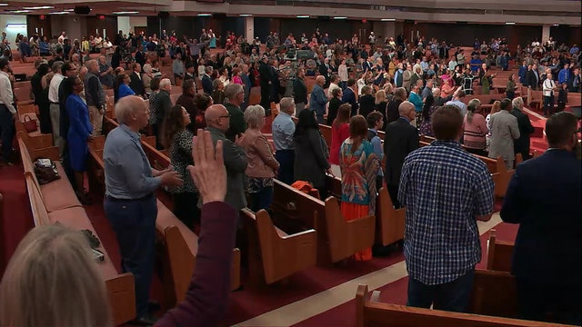 Sunday Morning Service - Mar. 8th, 2020