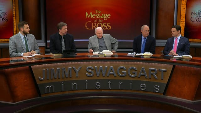 The Message Of The Cross - Nov. 22nd,...