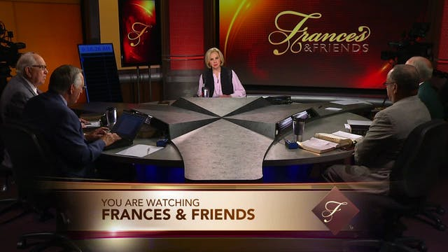 Frances & Friends - Sep 18th, 2019