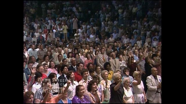 DALLAS TEXAS - 06/21/1981 SUNDAY CRUSADE