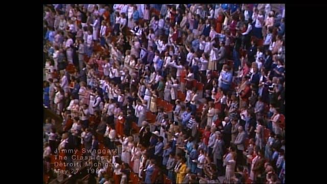 DETROIT MICHIGAN - 05/27/1984 SUNDAY ...