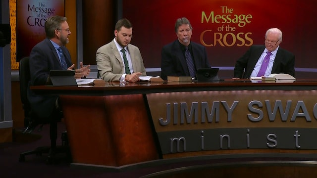 The Message of the Cross Oct. 22nd, 2019