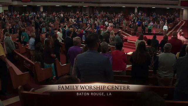 Sunday Morning Service - Mar. 24th, 2019