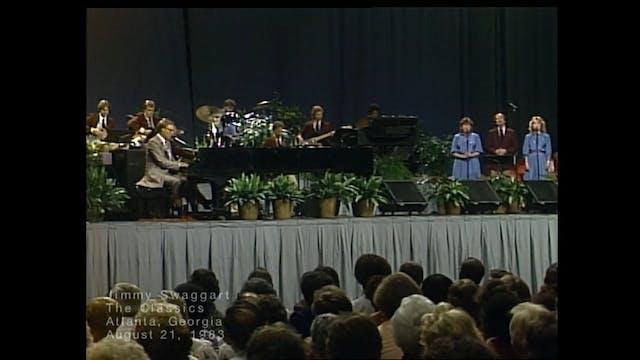 ATLANTA GEORGIA - 08/21/1983 SUNDAY C...