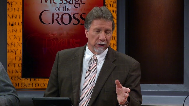 The Message of the Cross Oct. 3rd, 2019