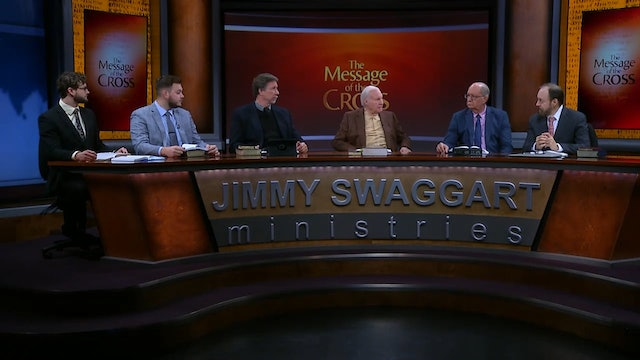 The Message Of The Cross - Feb. 12th, 2021