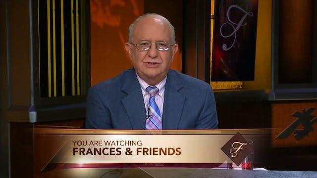 Frances & Friends - Sep, 30th, 2020
