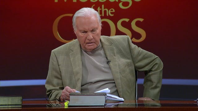 The Message Of The Cross - Sep. 3rd, ...