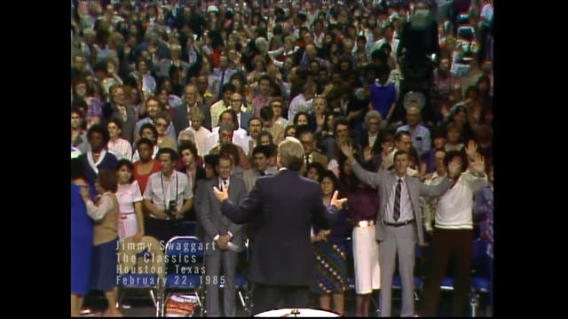 HOUSTON TEXAS - 02/22/1985 FRIDAY CRU...