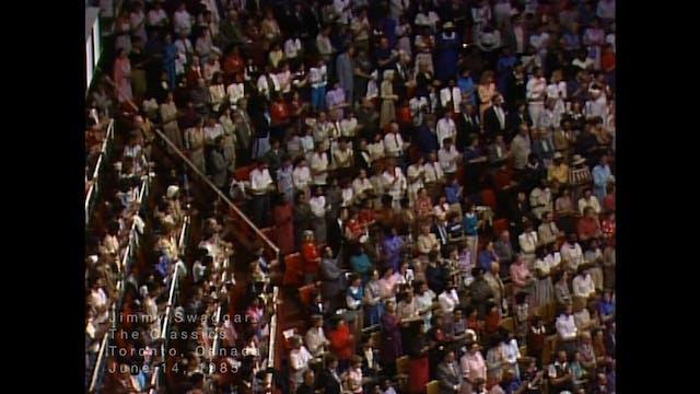 TORONTO CANADA - 06/14/1985 FRIDAY CR...
