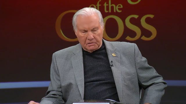 The Message Of The Cross - Mar. 9th, ...