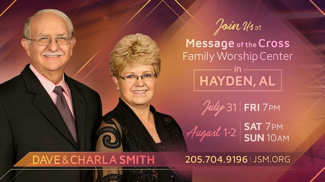 The Message Of The Cross - Jul. 23rd,...