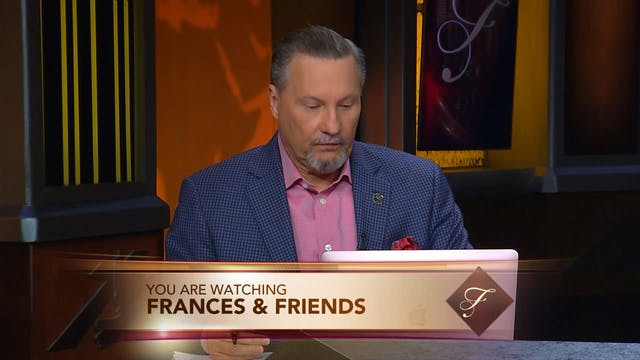 Frances & Friends - Oct. 30th, 2020