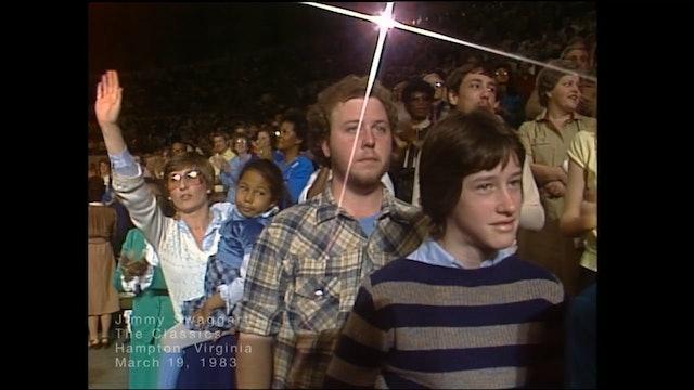 HAMPTON VIRGINIA - 03/19/1983 FRIDAY CRUSADE