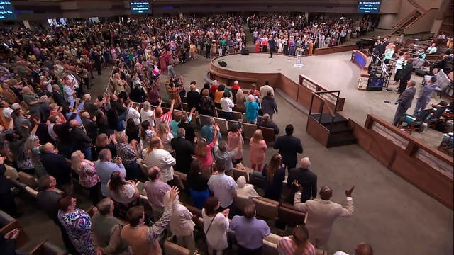 Wednesday Evening Service - Aug.18th,...