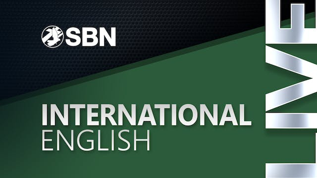 International - English
