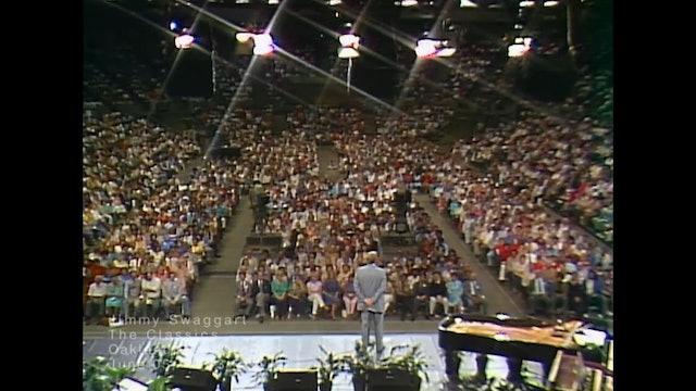 OAKLAND CALIFORNIA - 06/05/1983 SUNDAY CRUSADE