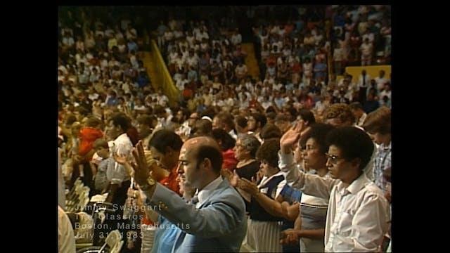 BOSTON MASSACHUSETTS - 07/31/1983 SUN...