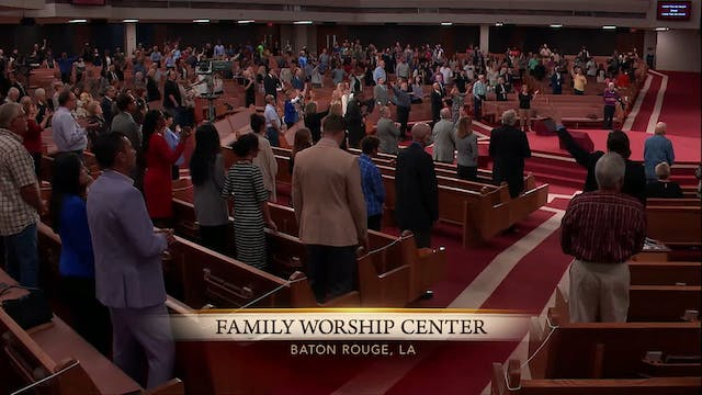 Sunday Morning Service - Sep. 20th, 2020