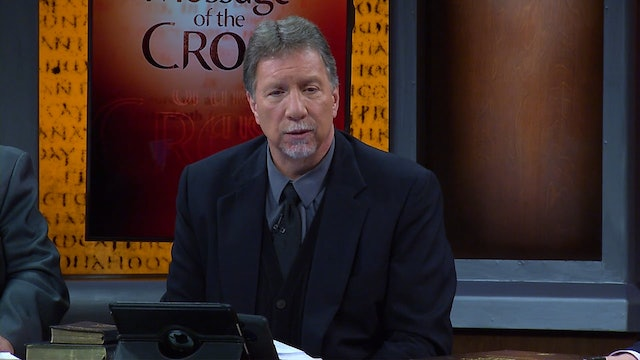 The Message Of The Cross - Jan. 15th, 2021