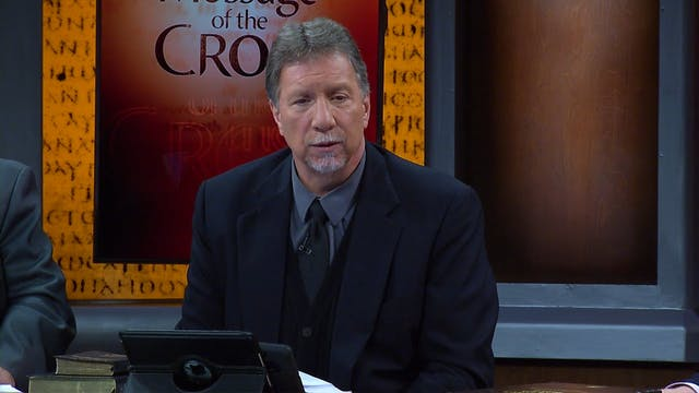 The Message Of The Cross - Jan. 15th,...