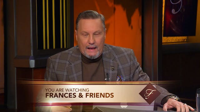 Frances & Friends - Jan. 3rd, 2020