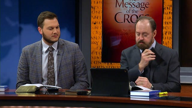 The Message Of The Cross - Dec. 6th, ...