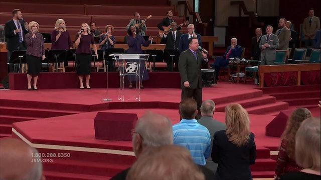 Sunday Morning Service - Aug. 16th, 2020