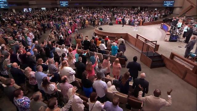 Sunday Evening Service - June 20th, 2021
