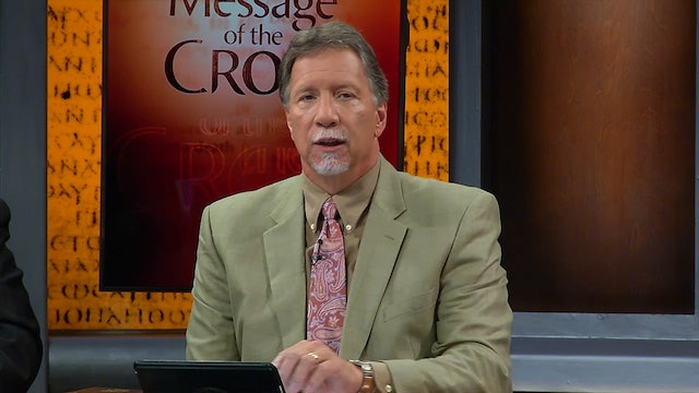 The Message Of The Cross - Jun, 10th, 2020