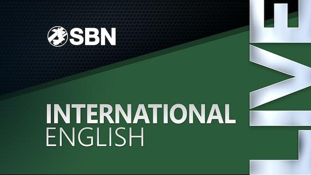 International - English