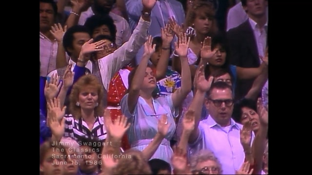 SACRAMENTO CALIFORNIA - 06/15/1986 SUNDAY CRUSADE