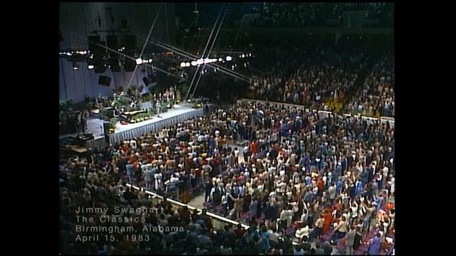 BIRMINGHAM ALABAMA - 04/15/1983 FRIDAY CRUSADE