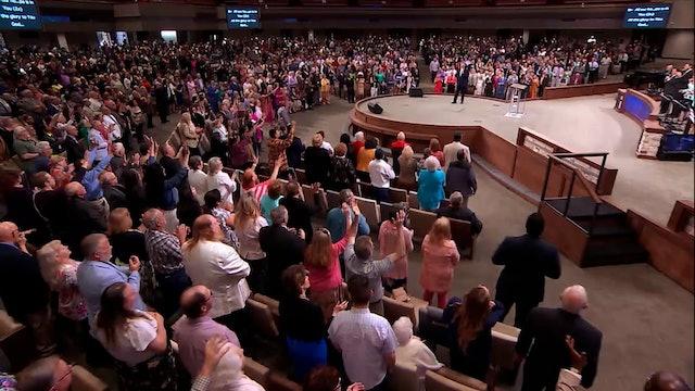 Sunday Evening Service - Aug. 22nd, 2021