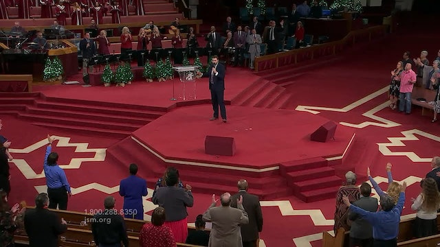 Sunday Morning Service - Dec. 1st, 2019